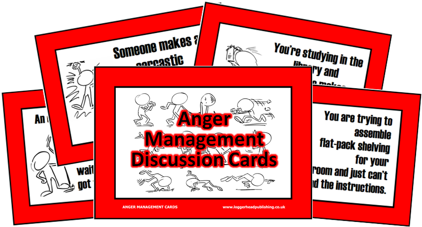 angry all the time an emergency guide to anger control