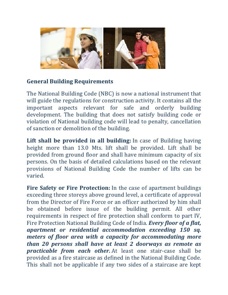 guide to national building regulations