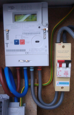 electric sub meter installation guide