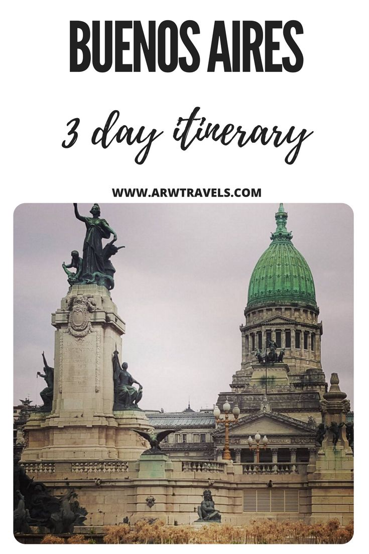 buenos aires argentina travel guide