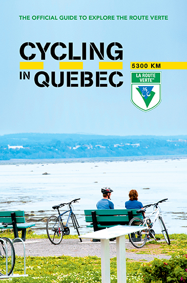 cycling in quebec official guide