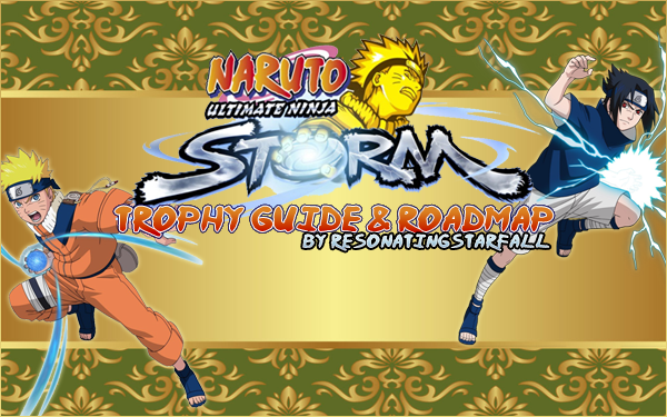 naruto storm 2 trophy guide