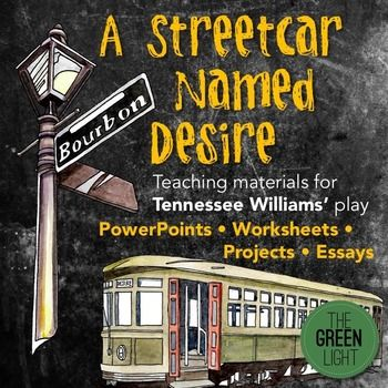 a streetcar named desire anticipation guide