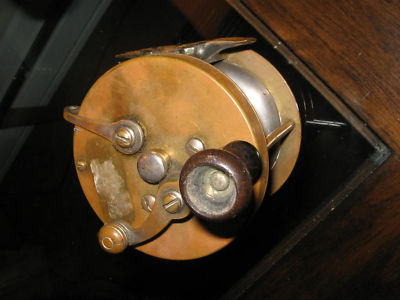antique fishing reels price guide