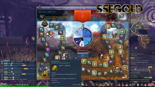 crafting guide blade and soul