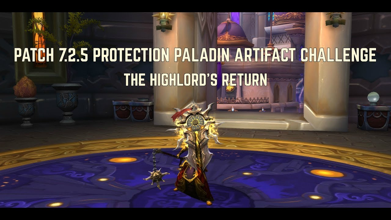 prot pally mage tower guide