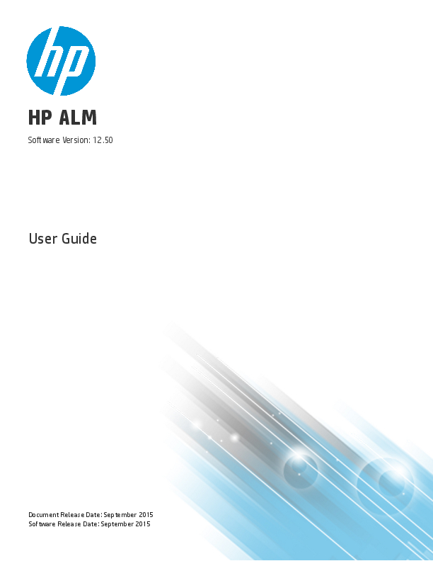 hp performance manager user guide