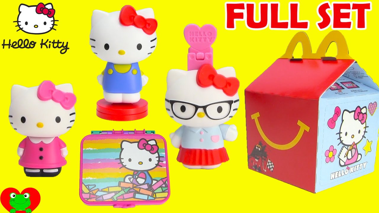 happy meal toy price guide