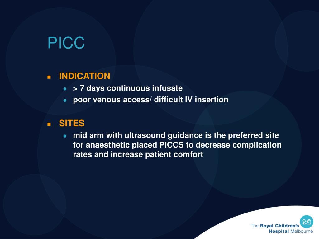 ultrasound guided vascular access ppt