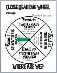 components of a guided reading lesson