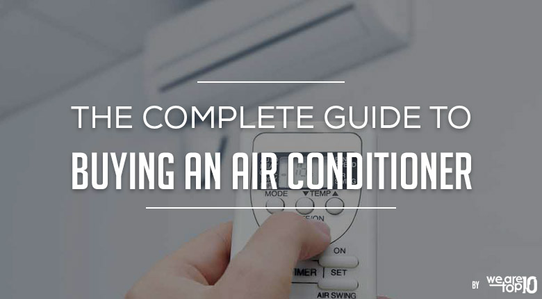 central air conditioner buying guide