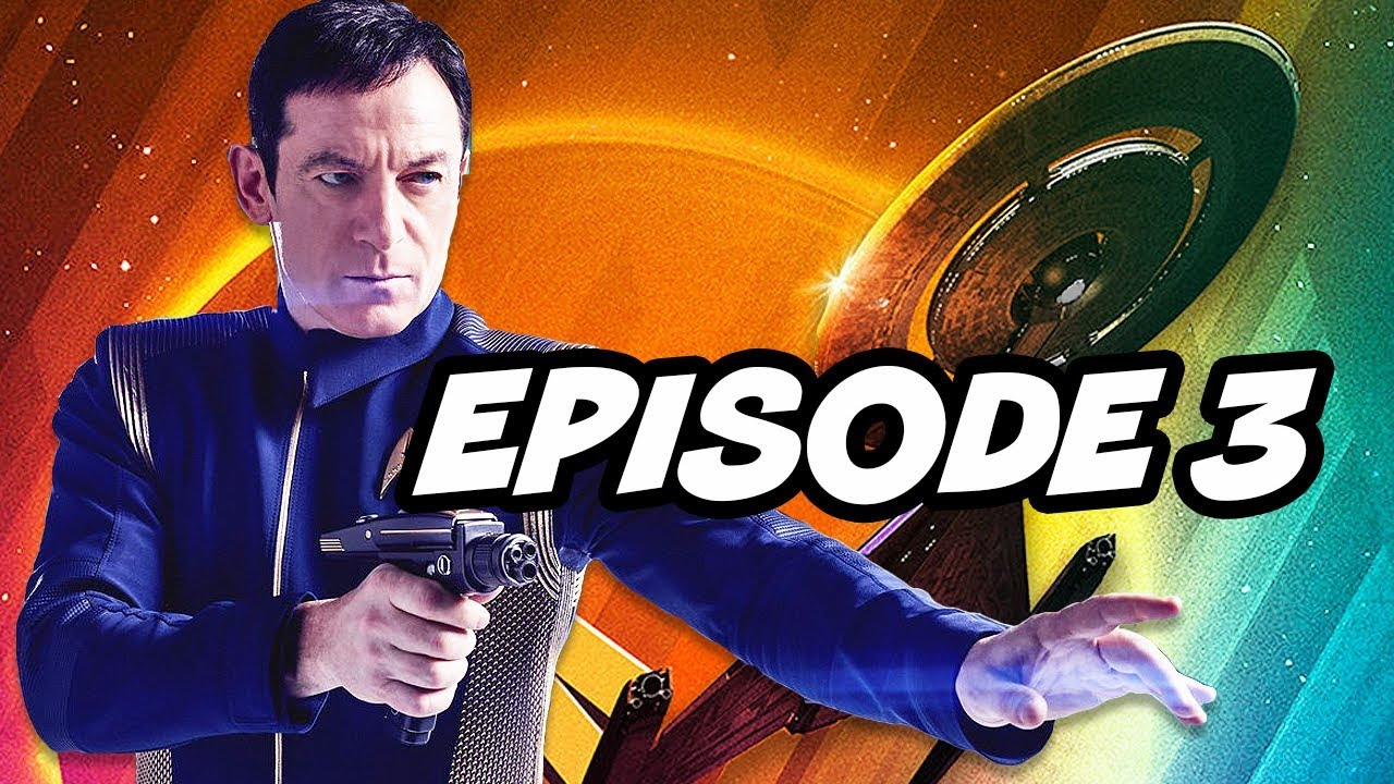discovery star trek episode guide