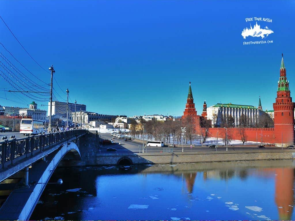 english speaking guide in moscow