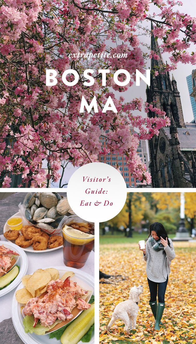 boston travel guide by mail