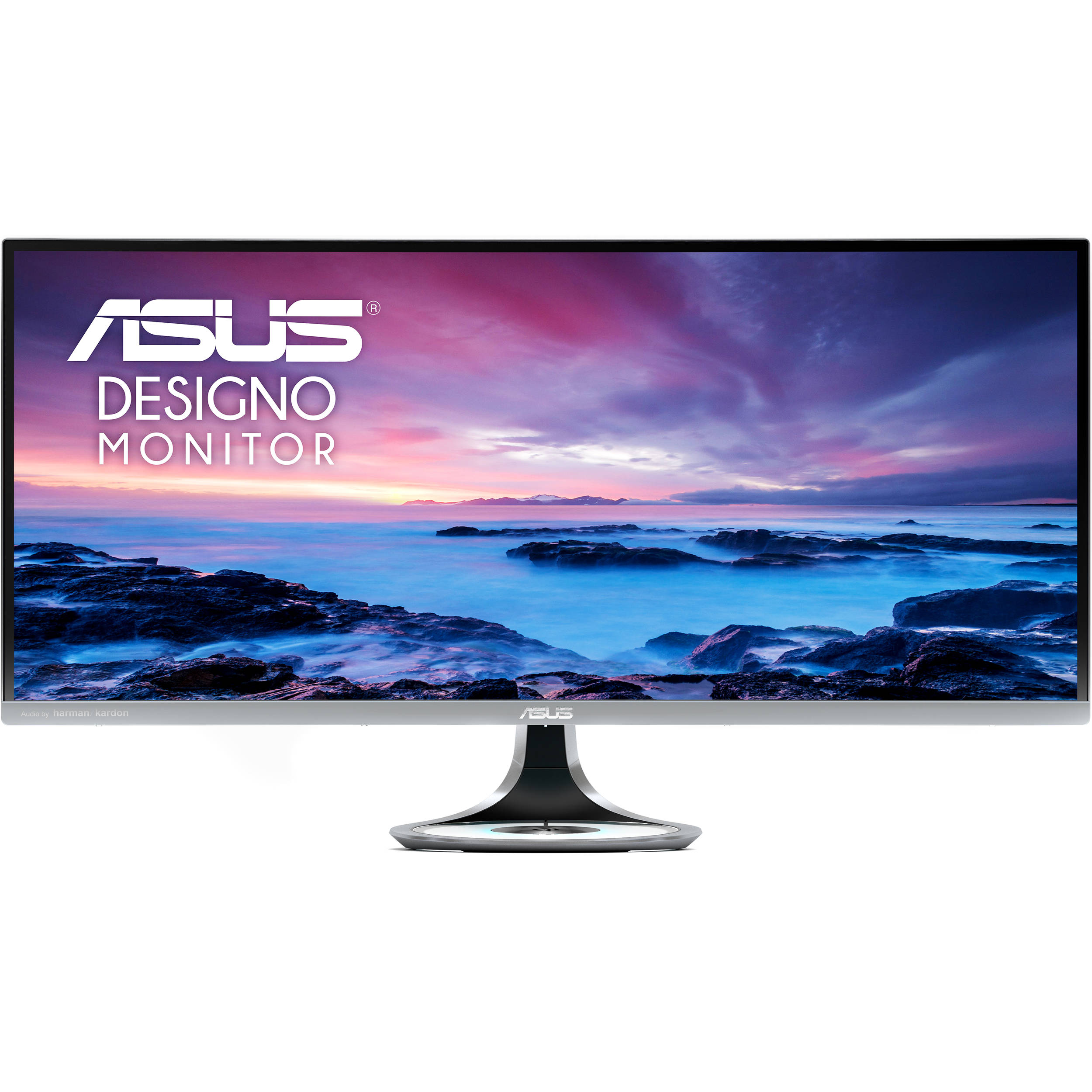 quick start guide asus monitor