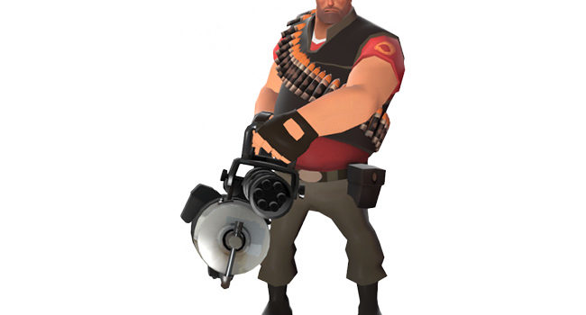 team fortress 2 heavy guide