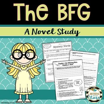 the bfg study guide questions