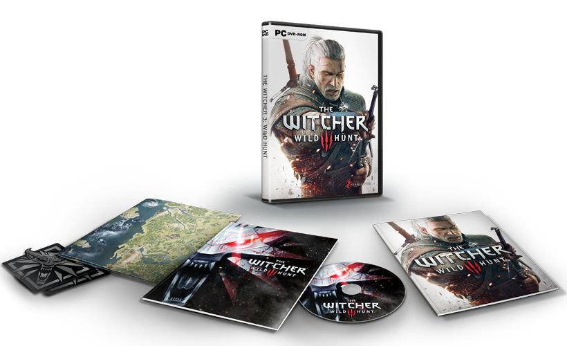 the witcher 3 guide officiel telecharger
