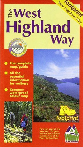 west highland way maps and guides
